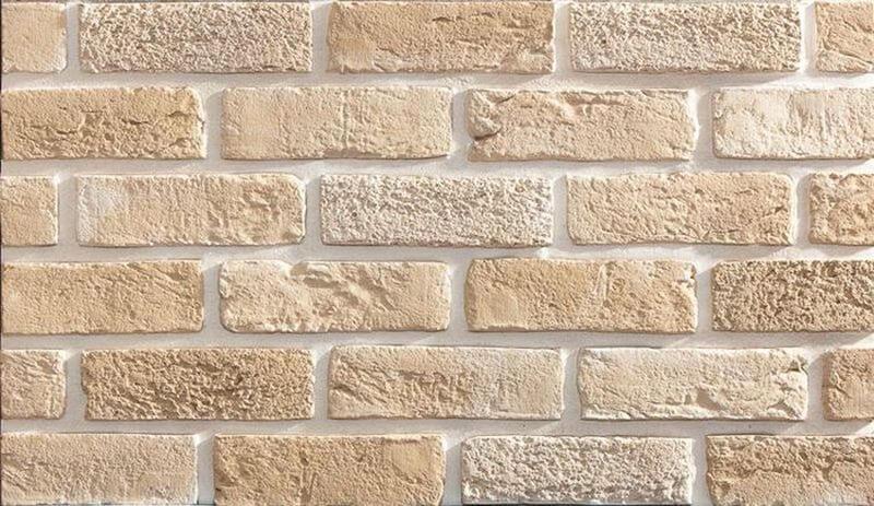 Цементный декоративный кирпич
