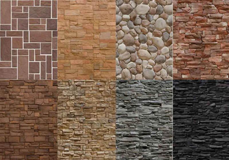 Разновидности искусственного камня