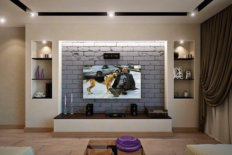 Ниша в стене квартиры