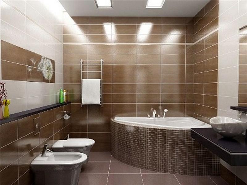 Как выбрать материал для отделки стен в ванной