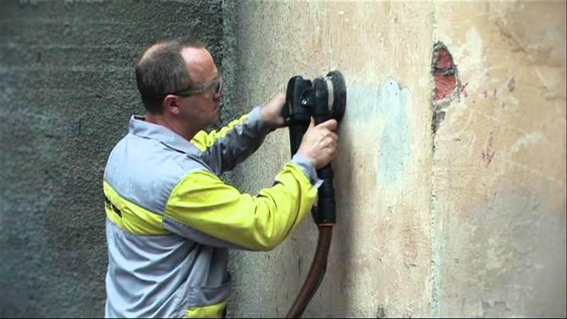 Подготовка стены к штукатурным работам