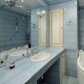 Влагостойкий гипсокартон под плиткой в ванной