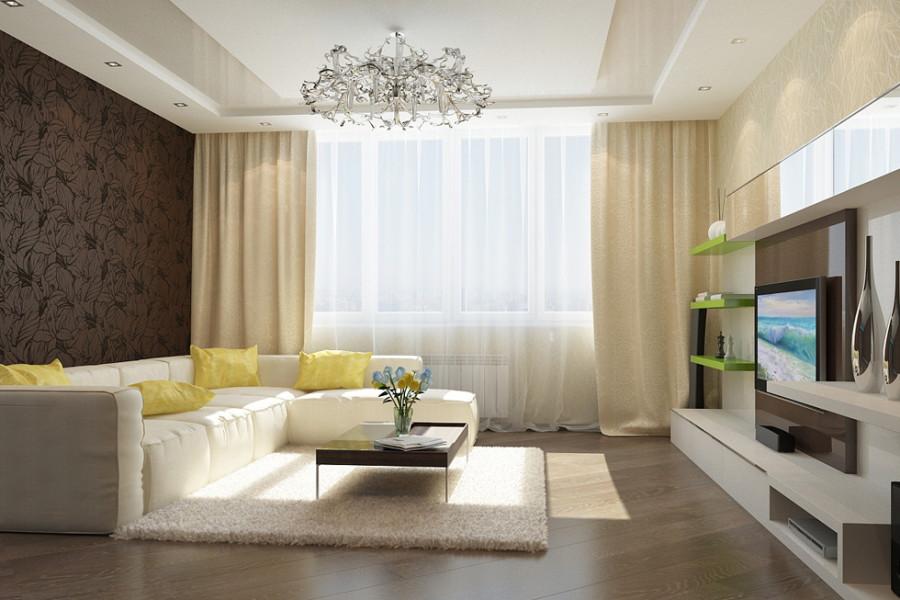 Фото дизайна зала