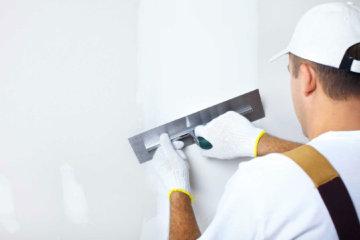 Строительные смеси для штукатурки стен