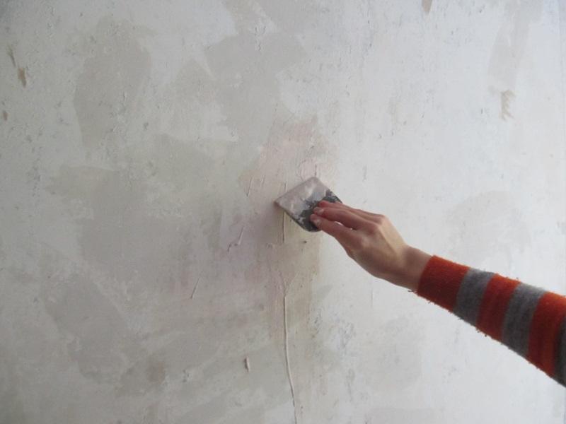 Грунтовка стен под обои своими руками