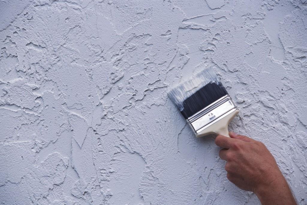 Как покрасить стены самостоятельно