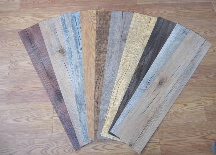 Виды кварцвиниловой плитки