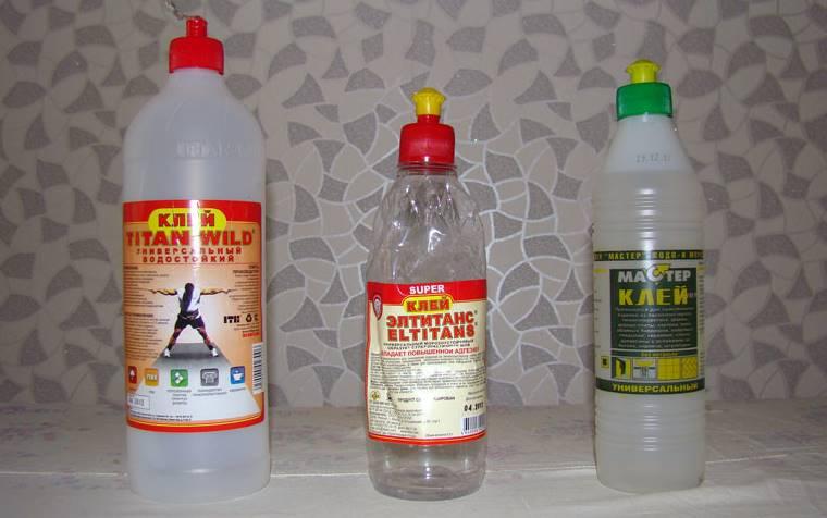 Примеры клея для потолочного плинтуса